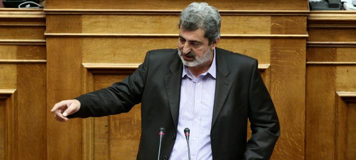 Παύλος Πολάκης, Φωτογραφία: intimenews.gr