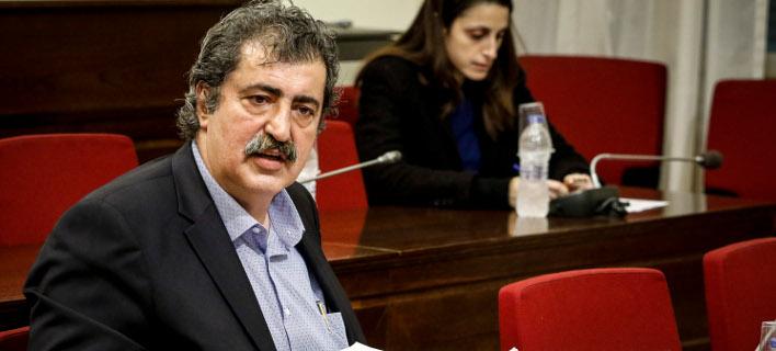 Παύλος Πολάκης, Φωτογραφία: Eurokinissi