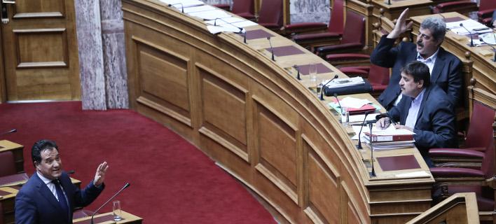 Αποζημίωση ύψους 300.000 ευρώ διεκδικεί ο Αδωνις Γεωργιάδης από τον Παύλο Πολάκη