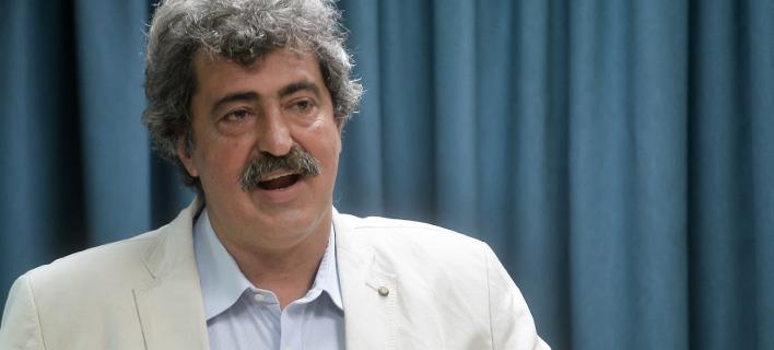 Αιχμηρή απάντηση συνεργάτη του Στουρνάρα στις δηλώσεις Πολάκη / Φωτογραφία: Ιntime news - ΚΩΤΣΙΑΡΗΣ ΓΙΑΝΝΗΣ