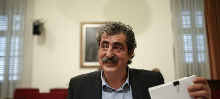 Ο Παύλος Πολάκης / Φωτογραφία: Eurokinissi