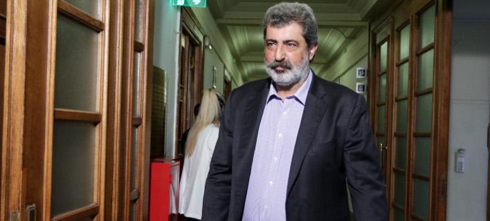 Ο Παύλος Πολάκης (Φωτογραφία: Eurokinissi/ΠΑΝΑΓΟΠΟΥΛΟΣ ΓΙΑΝΝΗΣ)