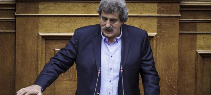 Ο Παύλος Πολάκης/ Φωτογραφία: EUROKINISSI- ΓΙΩΡΓΟΣ ΚΟΝΤΑΡΙΝΗΣ