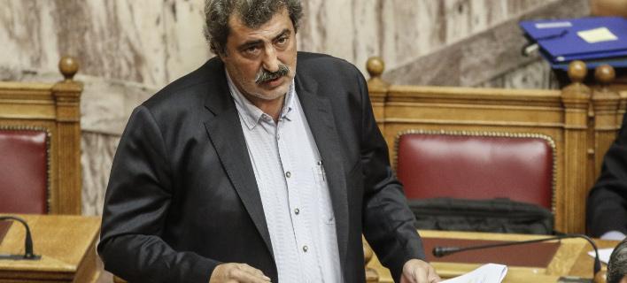 Ο κ. Πολάκης επιτέθηκε στον πρόεδρο της ΠΟΕΔΗΝ (Φωτογραφία: EUROKINISSI/ΓΙΩΡΓΟΣ ΚΟΝΤΑΡΙΝΗΣ)