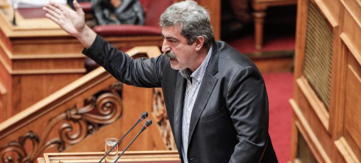 Ο Μαραντόνα στηρίζει Μαδούρο και ο Πολάκης πανηγυρίζει (Φωτογραφία: EUROKINISSI/ΓΙΩΡΓΟΣ ΚΟΝΤΑΡΙΝΗΣ)