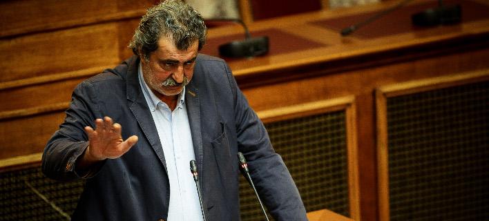 Ο Παύλος Πολάκης (Φωτογραφία: EUROKINISSI/ ΠΑΝΑΓΙΩΤΗΣ ΣΤΟΛΗΣ)