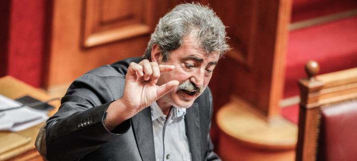 Ο αναπληρωτής υπουργός Υγείας, Παύλος Πολάκης/ ΚΟΝΤΑΡΙΝΗΣ ΓΙΩΡΓΟΣ/ Eurokinissi