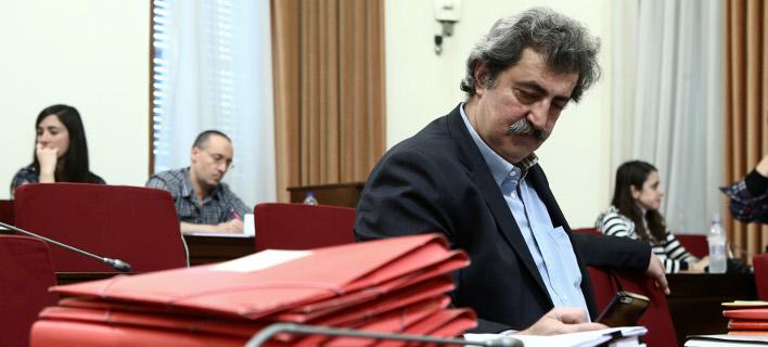 Ο αναπληρωτής υπουργός Υγείας Παύλος Πολάκης -Φωτογραφία: Intimenews/ΤΖΑΜΑΡΟΣ ΠΑΝΑΓΙΩΤΗΣ