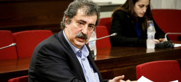Ο Πολάκης κατά του ΣτΕ για απόφαση που φέρεται να έχει λάβει για τον ΕΦΚΑ/ Φωτογραφία: Eurokinissi