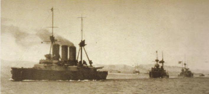 «Ιστορίες ανδρείας» του Πολεμικού Ναυτικού μέσα σε ένα πλοίο! Ενα πρωτοποριακό αφιέρωμα [εικόνες]