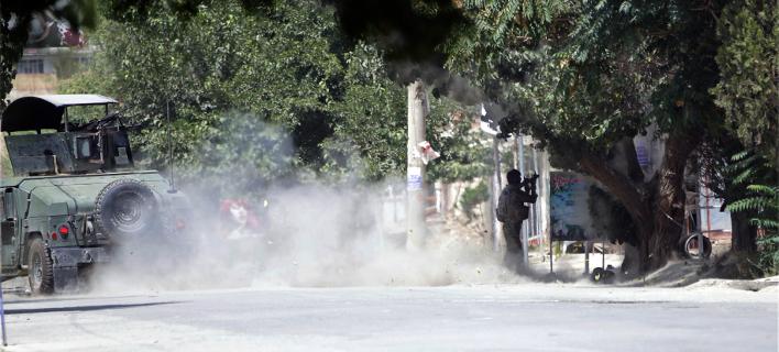 Αφγανιστάν (Φωτογραφία: AP Photo/Massoud Hossaini)
