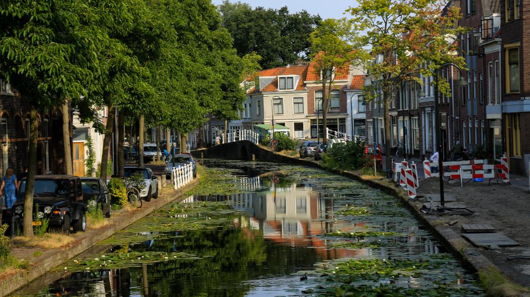 Ντελφ, η «πόλη των πριγκήπων» στη νότια Ολλανδία -Φωτογραφία: Intimenews/ΜΑΚΡΥΔΗΜΑΣ ΚΩΣΤΑΣ