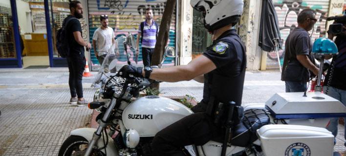 12χρονος διαρρήκτης συνελήφθη στο Ηράκλειο (Φωτογραφία αρχείου: EUROKINISSI/ΓΙΑΝΝΗΣ ΠΑΝΑΓΟΠΟΥΛΟΣ)