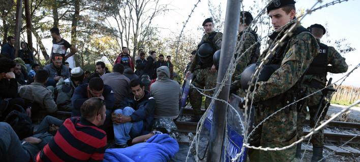 Human Rights Watch για Ειδομένη: Μετανάστες ξυλοκοπούνται και πέφτουν θύματα διακινητών