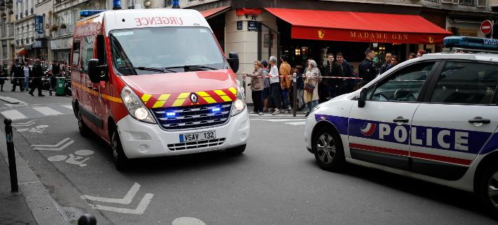 Αστυνομία Γαλλία/ Φωτογραφία AP images
