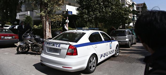 Περιπολικό της αστυνομίας/ Φωτογραφία: SOOC- Nikos Libertas