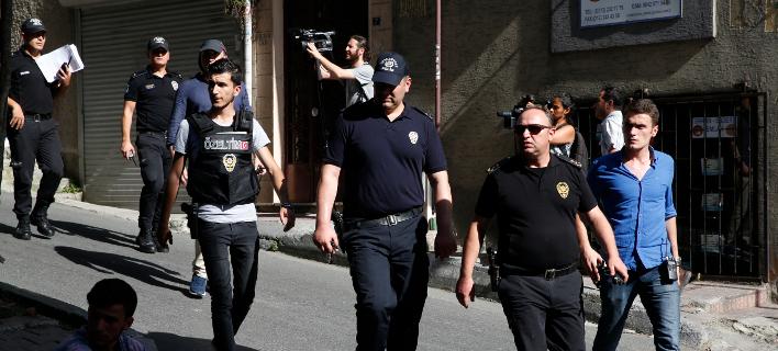 Το πογκρόμ συνεχίζεται στην Τουρκία / Φωτογραφία: ΑΡ