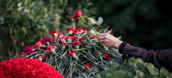 Τριαντάφυλλο/ Φωτογραφία: Eurokinissi- ΣΤΕΛΙΟΣ ΜΙΣΙΝΑΣ