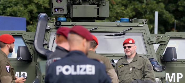 Αστυνομία Αυστρία/ Φωτογραφία AP images