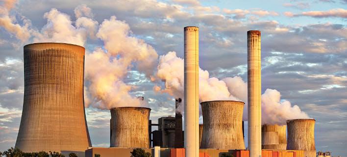 ρύπανση της ατμόσφαιρας/Φωτογραφία: pexels
