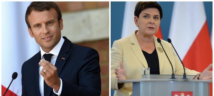 Στα μαχαίρια Πολωνία και Γαλλία για τον «Πολωνό υδραυλικό»