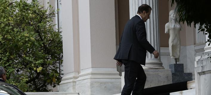 Τον Βύρωνα Πολύδωρα προτείνει η κυβέρνηση για το ΕΣΡ -Συνάντηση με Τσίπρα