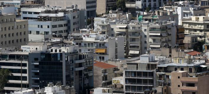 Αύξηση στις τιμές πώλησης κατοικιών/ Φωτογραφία: EUROKINISSI- ΓΙΑΝΝΗΣ ΠΑΝΑΓΟΠΟΥΛΟΣ