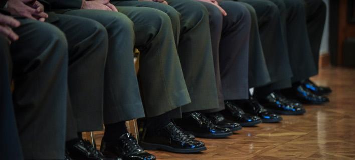 Στρατιωτικοί (Φωτογραφία: EUROKINISSI/ΤΑΤΙΑΝΑ ΜΠΟΛΑΡΗ)