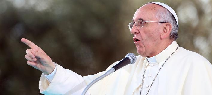 «Αγγελος ειρήνης» ο Αμπάς σύμφωνα με τον Πάπα Φραγκίσκο
