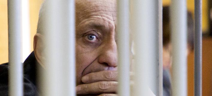 Ο Μιχαήλ Ποπκόφ/ Φωτογραφία: AP- Julia Pykhalova