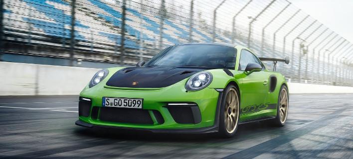 Η νέα Porsche πρωταγωνιστεί στο σαλόνι αυτοκινήτου της Γενεύης [εικόνες]