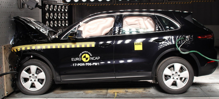 EuroNCAP:  Ποια είναι τα αυτοκίνητα που έλαβαν πέντε αστέρια στην αξιολόγηση [εικόνες]