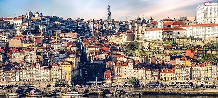 Η πόλη Πόρτο στην Πορτογαλία/Φωτογραφία: Pixabay