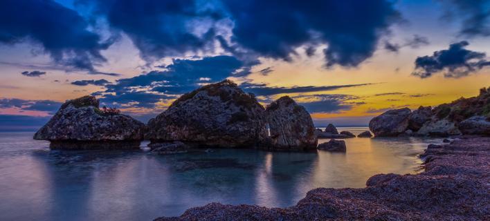 Η παραλία του Πόρτο Ζόρο /Φωτογραφία: Shutterstock