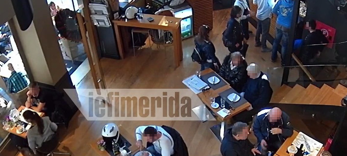 Αποκλειστικά βίντεο: Δείτε εν δράσει τις Ρουμάνες πορτοφολούδες που έχουν μαδήσει το κέντρο της Αθήνας