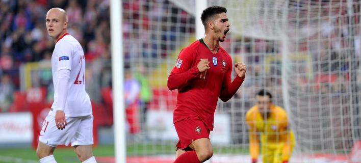 Κέρδισε η Πορτογαλία την Πολωνία εκτός έδρας