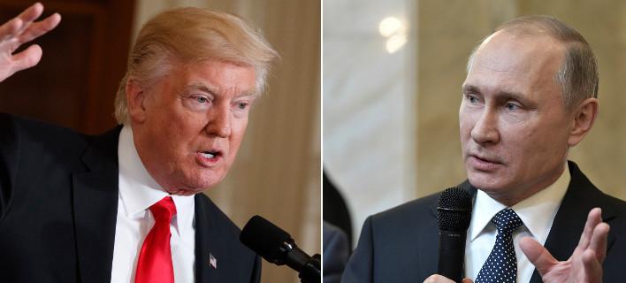 Οι ΗΠΑ βομβάρδισαν τη Συρία -Εξαλλος ο Πούτιν, στηρίζει Τραμπ η Δύση