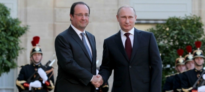 Οι δύο Γάλλοι δημοσιογράφοι επιβεβαιώνουν ότι υπήρχε συνομιλία Ολάντ-Πούτιν για την δραχμή
