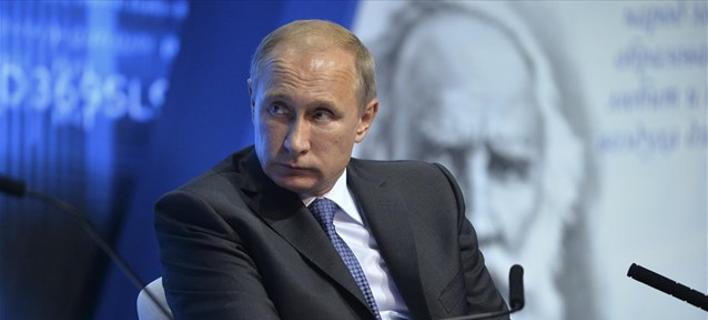 Πούτιν: Πρωθυπουργός με φρέσκες ιδέες ο Αλέξης Τσίπρας