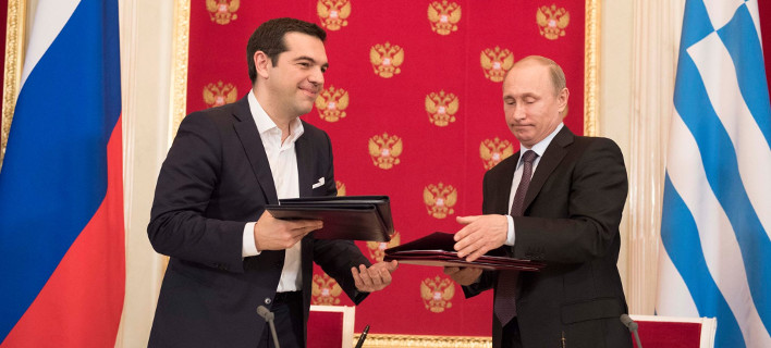 Telegraph: Η Ευρώπη δεν θα αντέξει να χάσει την Ελλάδα -O Πούτιν καραδοκεί