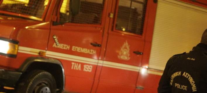 Πυρκαγιά σε διαμέρισμα στην περιοχή Ελληνορώσων