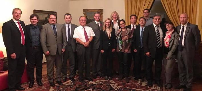 φωτογραφία: facebook Diplomats in Concer