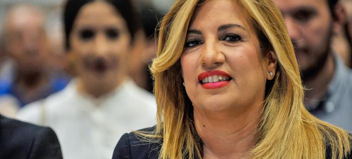 Φώφη Γεννηματά: Η μεγάλη συμμετοχή στις εκλογές θα δώσει μεγάλη δυναμική στον νέο φορέα της Κεντροαριστεράς