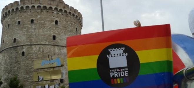 Αποθέωση Μπουτάρη στο Gay Pride της Θεσσαλονίκης -Διαδήλωση από εκκλησιαστικές οργανώσεις [εικόνες]