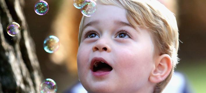 Πρίγκιπας Τζορτζ /Φωτογραφία: Getty-Ideal Images