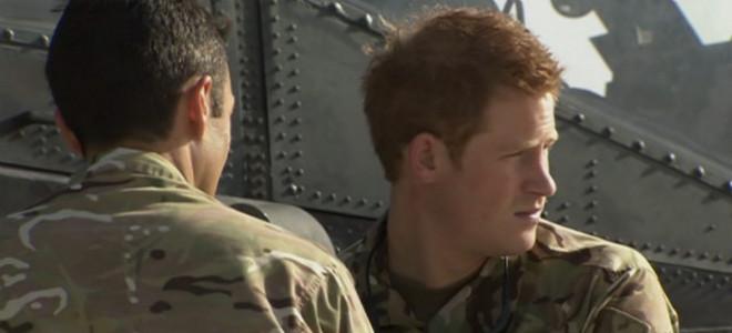 Πρίγκιπας Χάρι: Ναι έχω σκοτώσει Ταλιμπάν