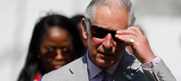 Ο πρίγκιπας Κάρολος. Πηγή φωτό: AP/Kirsty Wigglesworth