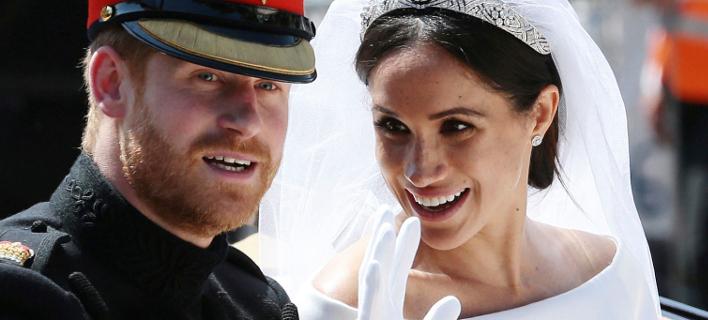 Κουμπάρος θα γίνει σε λίγο καιρό ο πρίγκιπας Χάρι. Φωτογραφία: AP
