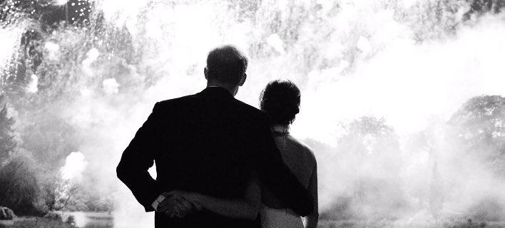 Πρίγκιπας Χάρι- Μέγκαν Μαρκλ/ Φωτογραφία: Twitter