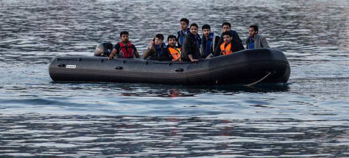 Πρόσφυγες/ Φωτογραφία αρχείου intime